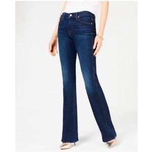 7 For All Mankind 'A' Pocket Flare Jeans Sz 27